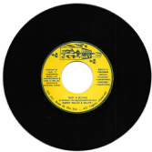 Robert Dallas & Salute - Trust & Believe / Vin Gordon & Salute - Warrior Charge (R.I.T.S) 7""